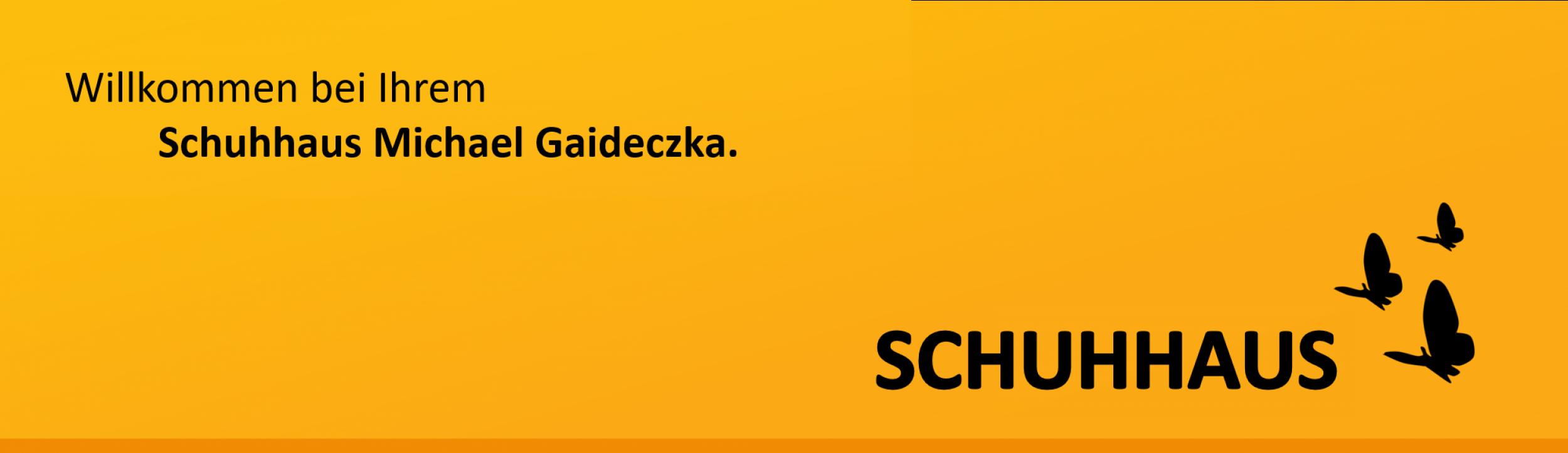 schuhhaus24.net – Schuhhaus Michael Gaideczka – Annaberg-Buchholz, Ehrenfriedersdorf, Gelenau, Thalheim, Radeberg